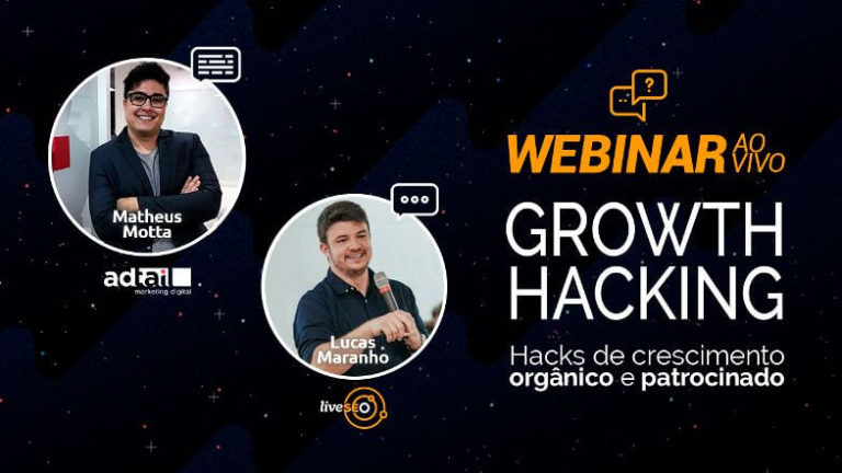 Webinar sobre Growth Hacking